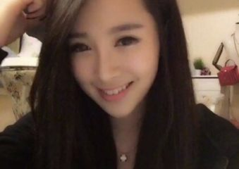 蕾蕾, 22 years oldKowloon, Hong Kong